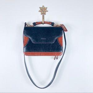Bellerose Leather Satchel